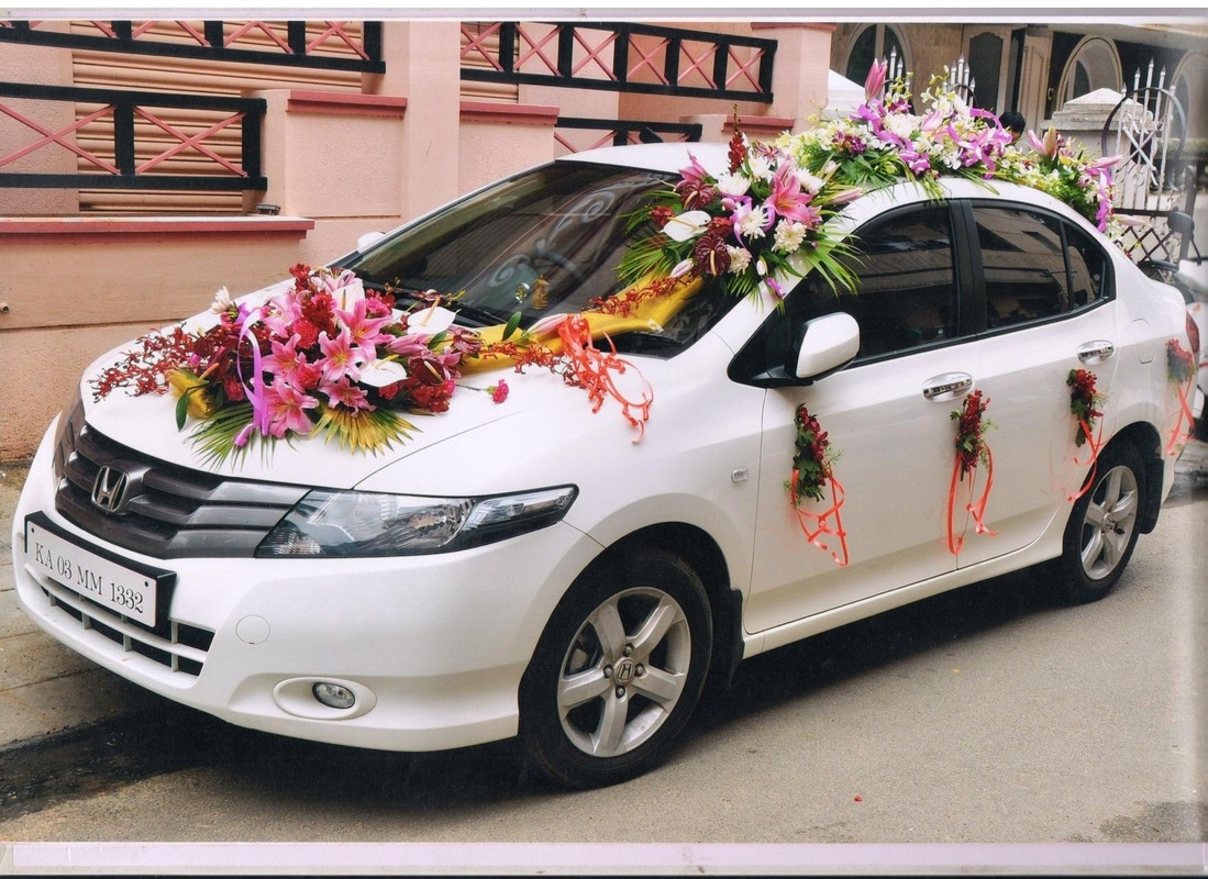 Photo gallery sanchitha event management for Automobile decoration