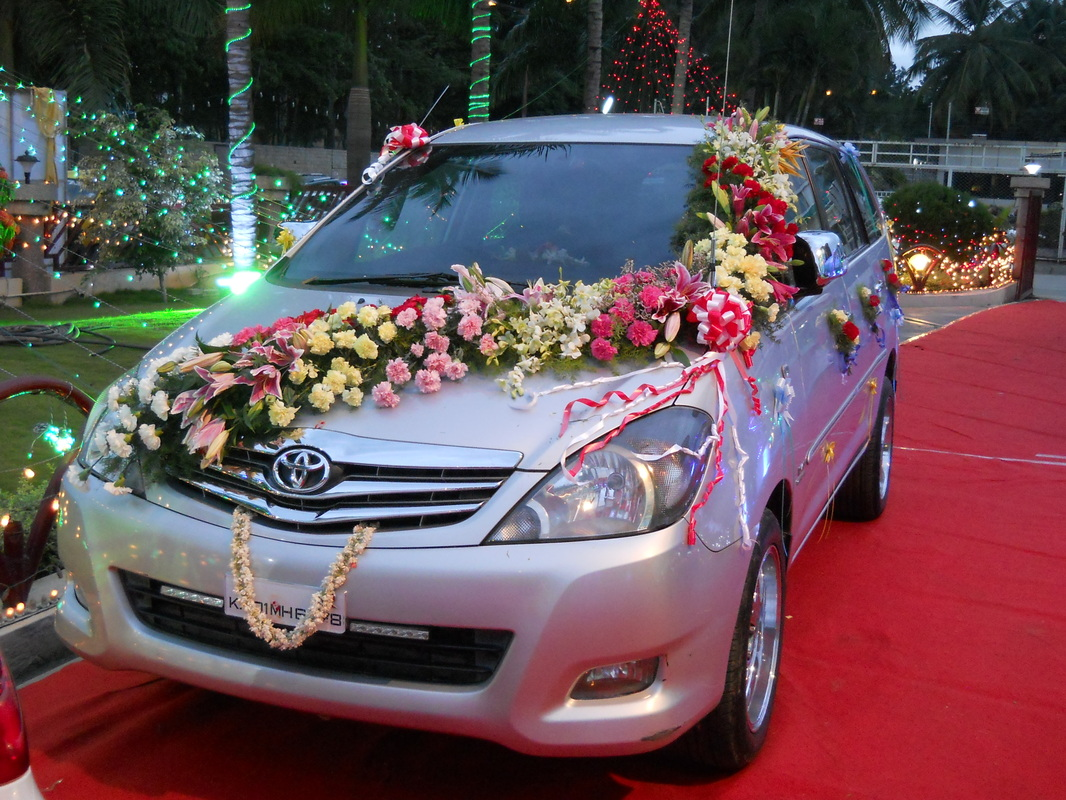 Photo gallery sanchitha event management for Automotive decoration